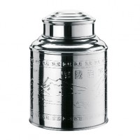 Tea Caddy, silber 100g