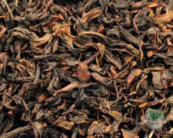 Bio Oolong Da Hong Pao - Oolong Tee