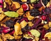 Schlittenfahrt® - aromatisierte Früchteteemischung