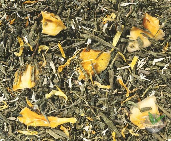 Mangobelle - Grüner Tee