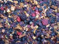 Milde Beere - milder Früchtetee