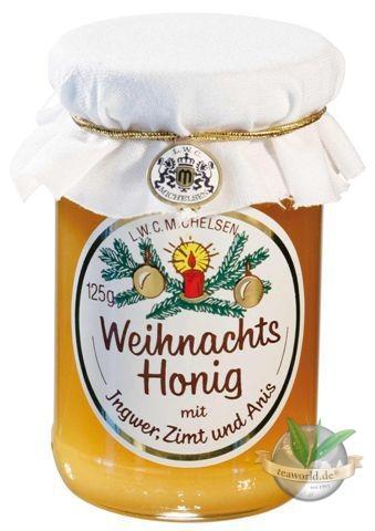 Weihnachts Honig 125g