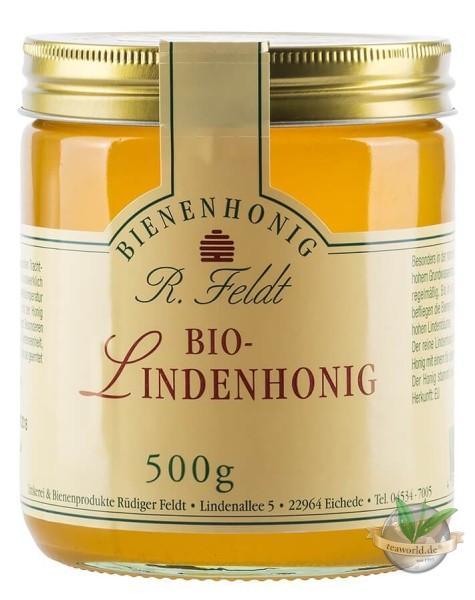 Bio Linden Honig 500g