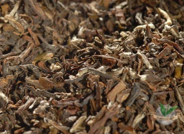 Darjeeling Castleton second flush SFTGFOP1 schwarzer Tee