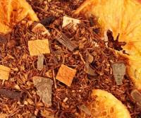 Mandarinenfeuer Rotbuschtee