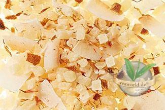 Fruchttanz Kokos-Limetten-Aloe-Vera-Note - Früchtetee aromatisiert