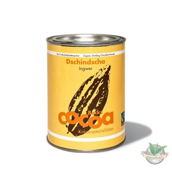 Dschindscha - Ingwer Kakao - Becks Cocoa 250g
