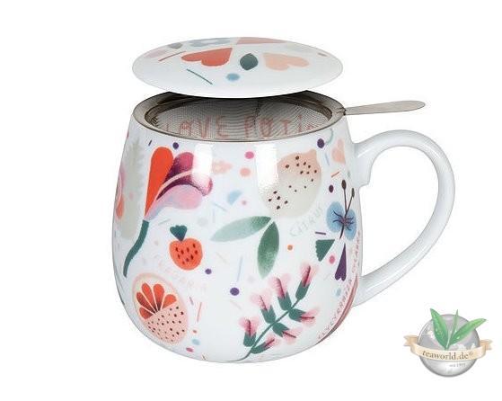 Kuschelbecher Tea for you - Julia Kluge - Liebestrank