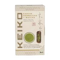 Bio Japan Kabuse Genmaicha + Matcha Grüner Tee - Keiko Green Tea