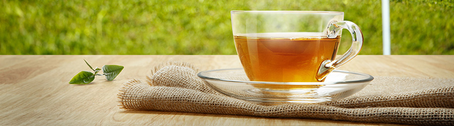 Banner-Image entkoffeinierter Tee