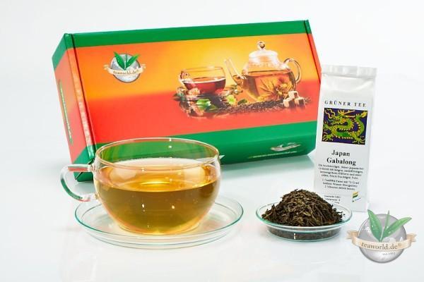 8 Sorten Grüner Tee klassisch Probierpaket