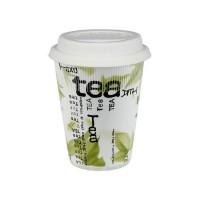 Tea-To-Go Mug - Tea Collage