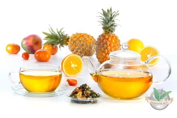 Sweet Mango Grüner Tee - Teaworld's Nr.4