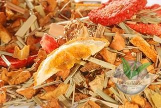 Apfeltraum in Sommerlaune - Früchtetee