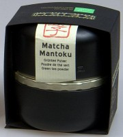 Bio Japan Matcha Tee Mantoku - 30g Schmuckdose - Keiko Green Tea