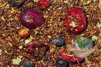 Nørthern Berry Kyss - Rotbuschtee