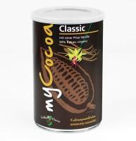 Bio MyCocoa Classic mit 50% Kakaoanteil und einer Prise Vanille - 375g Dose