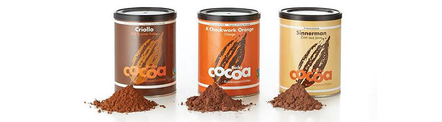 Banner-Image Becks Cocoa