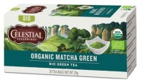 Organic Matcha Green - Bio Celestial Seasonings Tee