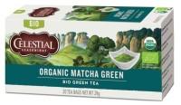 Organic Matcha Green - Bio Celestial Seasonings Tee
