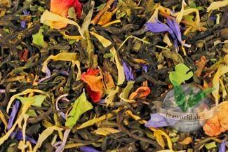 Bio Golden Garden - Grüner Tee