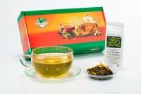 8x50g Grüner Tee aromatisiert Probierpaket
