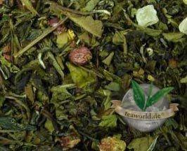 Weißer Tee - Tempel der Götter natürlich