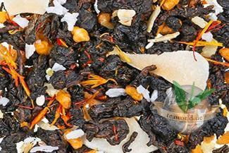 Gerösteter Sesam - Oolong Tee, aromatisiert