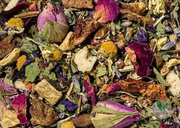 Basentee Blütenkräuter - naturbelassene Kräutertee-/Früchtemischung