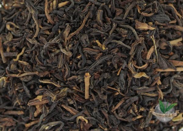 Darjeeling entkoffeiniert TGFOP Schwarzer Tee