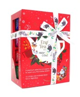 "NEU - English Tea Shop - Bio Teegeschenk mit Schleife ""Premium Christmas Edition"