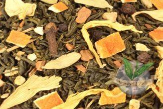 Lebensenergie Grüner Bio Tee