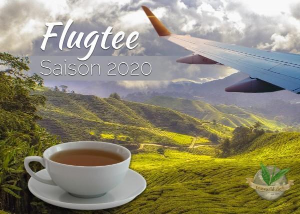 Nepal Flugtee La-Mandala clonal delight - Schwarzer Tee