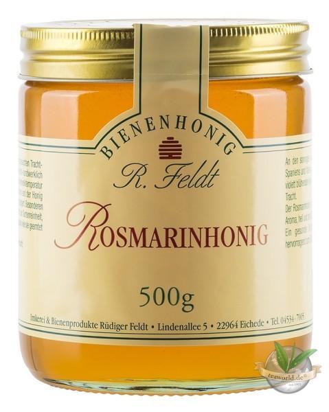 Rosmarin Honig 500g