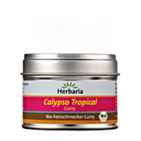 Bio Calypso Tropical Curry Herbaria Dose -S-