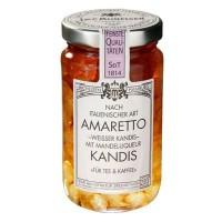 Amaretto Kandis ohne Alkohol
