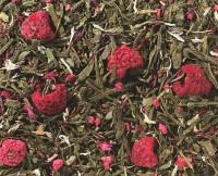 Himbeer Mascarpone - Grüner Tee