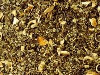 Brasilien Mate Tee Sweet Orange mit natürlichem Aroma