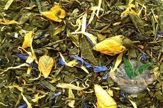 Rose des Orients® - Grüner Tee