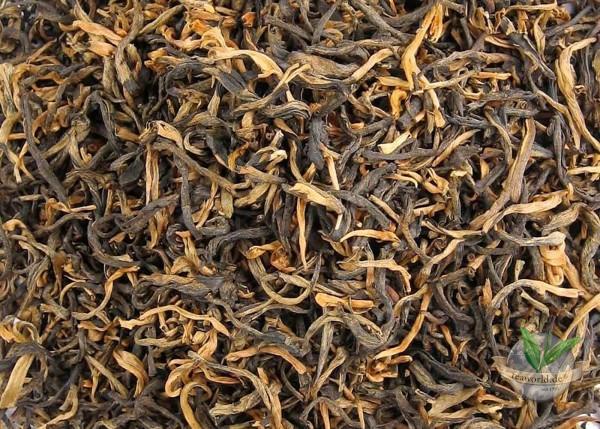 China Yunnan Golden Rainbow - Schwarzer Tee