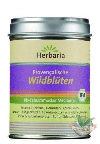 Bio Provencalische Wildblüten für Lamm u. Gemüse