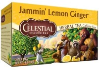 Jammin Lemon Ginger Tea - 20 Teebeutel - Celestial Seasonings Tee