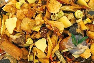 Vanille Mandel Äpfelchen - Früchtetee