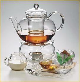 Teekanne MIKO 1,2 L Trendglas