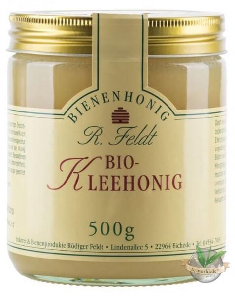 Bio Klee Honig 500g