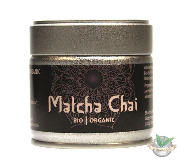 Bio Matcha Chai, 30g