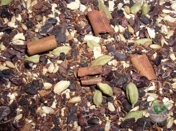 Winterschokolade Rotbuschtee