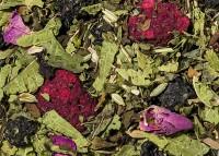 Bio Basentee Beerenkräuter  - naturbelassene Kräutertee-/Früchtemischung