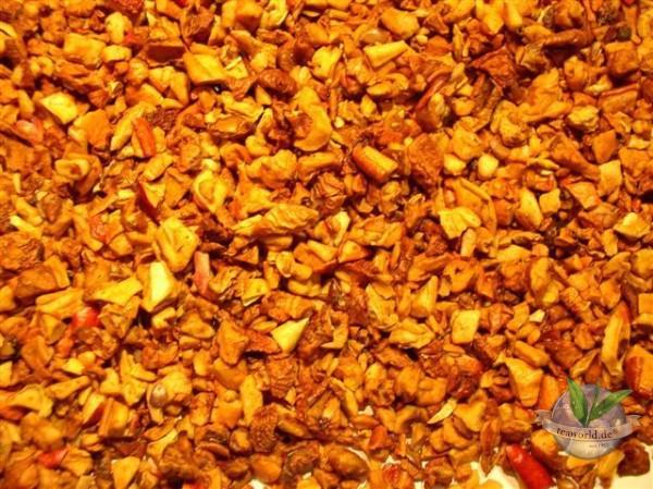 Persischer Apfeltee Früchtetee ohne Zusatz von Aroma