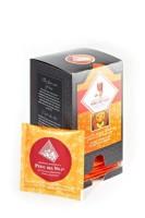 Perle des Nils Rotbuschtee 15 Pyramiden Teebeutel